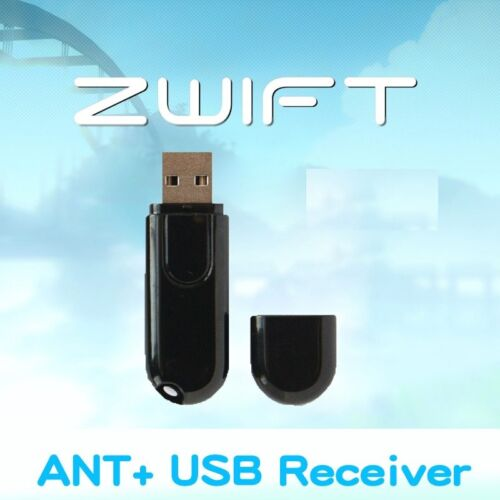 USB Transmitter Receiver Compatible Garmin Bryton Bicycle Computer Zwift ANT