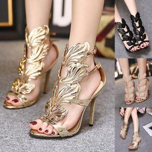 Luxury Women Banquet Stiletto High Heel