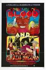 Combo Carnival Of Blood Poster 01 A3 Box Canvas Print