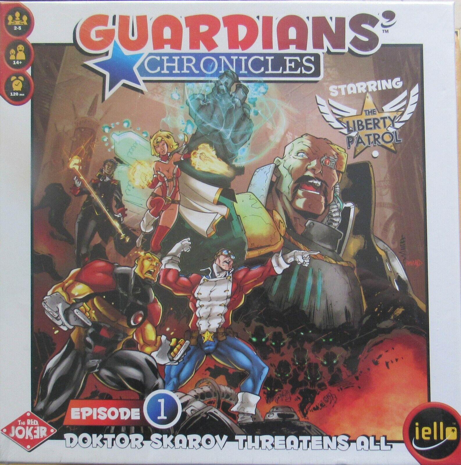 Iello, Guardians Chronicles Episode 1