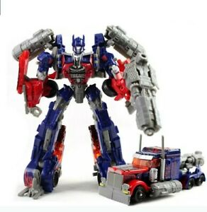 BLACK Convoy Optimus Prime 18CM Giocattolo Action Figure NUOVO Figurina