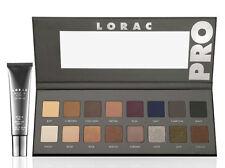 NIB LORAC PRO Palette 2 Eye Shadow Primer EyeShadow! $110 Value