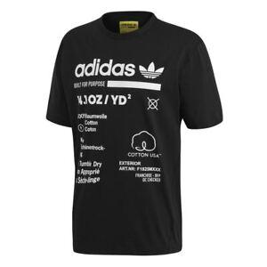 Adidas Originals KAVAL GRP TEE t shirt uomo mezza manica