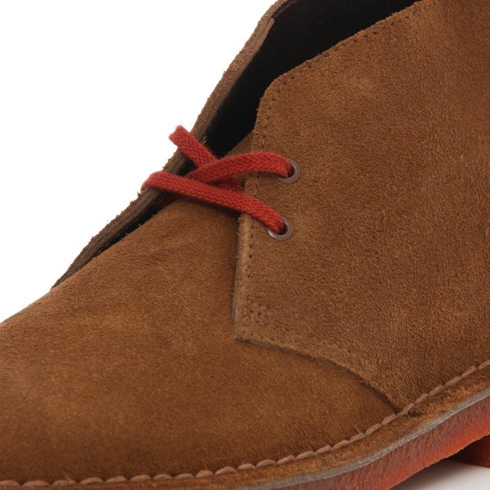 New Clarks Original ** X DESERT    BOOTS ** TOBACCO PREMIUM SUEDE **  UK 9 3d88ab