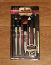 MAKEUP STATION Professional Beauty Brushes set/5pcs BNIB*