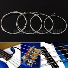Set of 4pcs 990L Electric Bass Guitar String 4 Durable Steel G1 D2 A3 E4 Strings