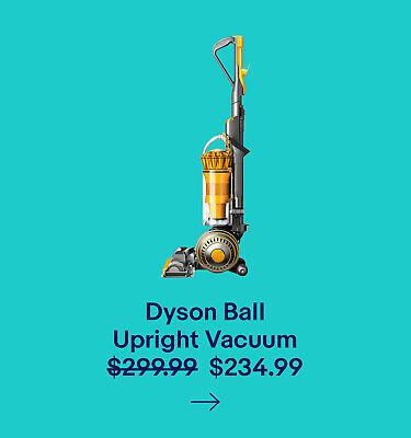 Big Ball Vacuum for $234.99