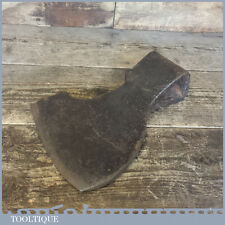 Antique Hand Forged Axe Head - Unusual Shape