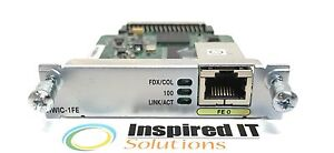 HWIC-1FE-CISCO-HIGH-SPEED-WAN-INTERFACE-CARD-Same-Day-Shipping