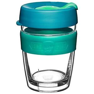 Keepcup Longplay Cristal Reutilizable Té Café Taza Taza de viaje cosecha de 340ml 12oz