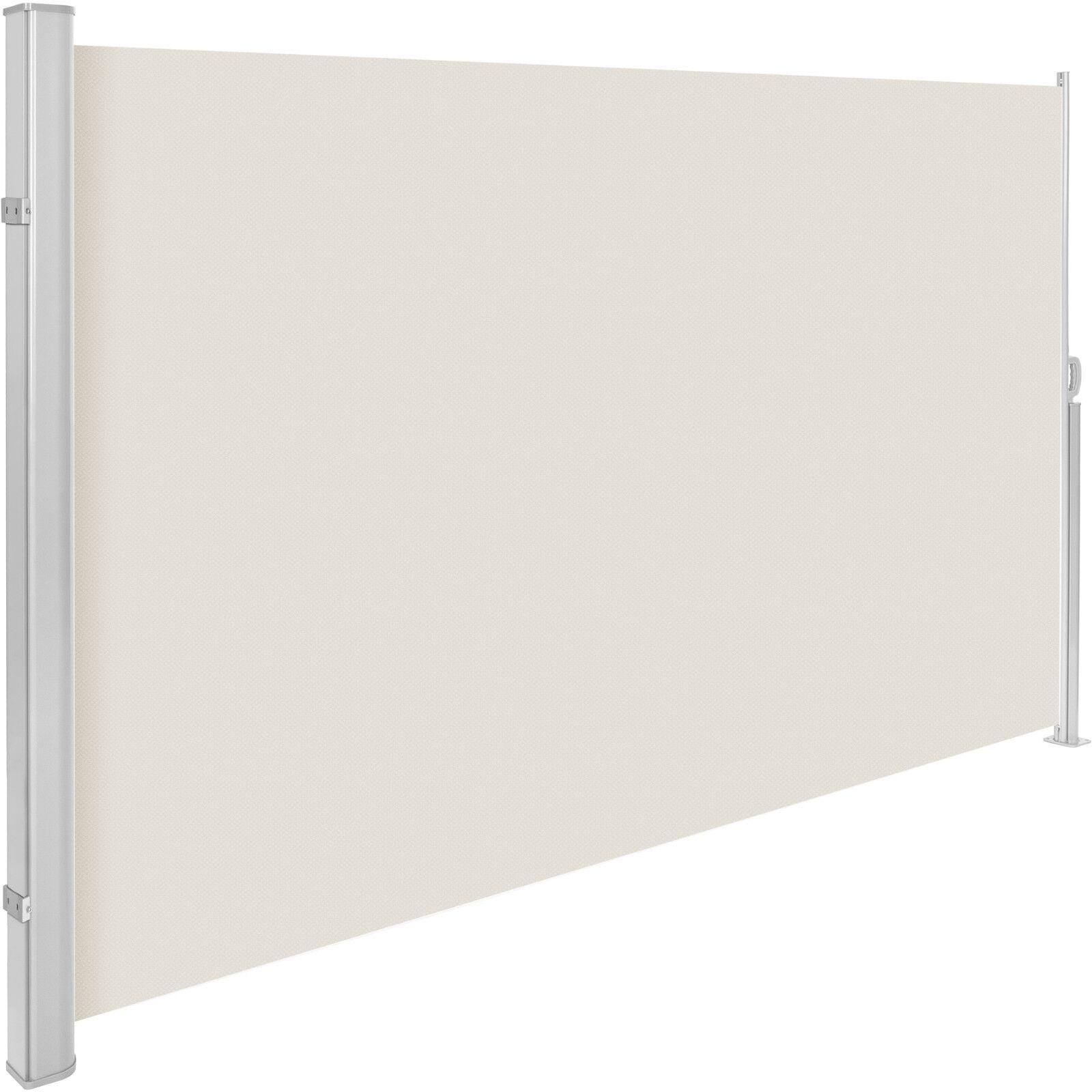 Seitenmarkise ausziehbarSonnenschutz160x300cm Beige