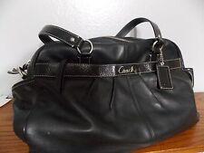 Coach Addison Multifunctional Purse Baby Diaper Bag  Black Handbag F18374 L0117
