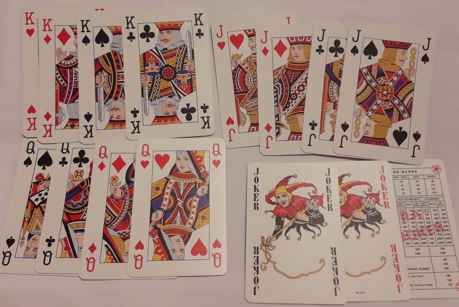 Exklusive 54 Spielkarten Piatnik HERMES Paris orrand