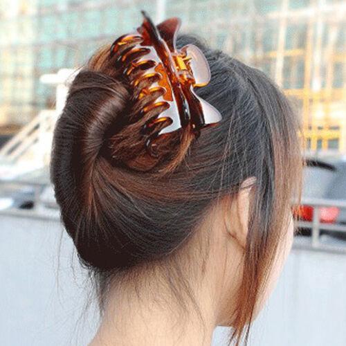 2 Stück Großer Haarkrebs Haarklammer Haarspange Haarkamm Haarkralle für