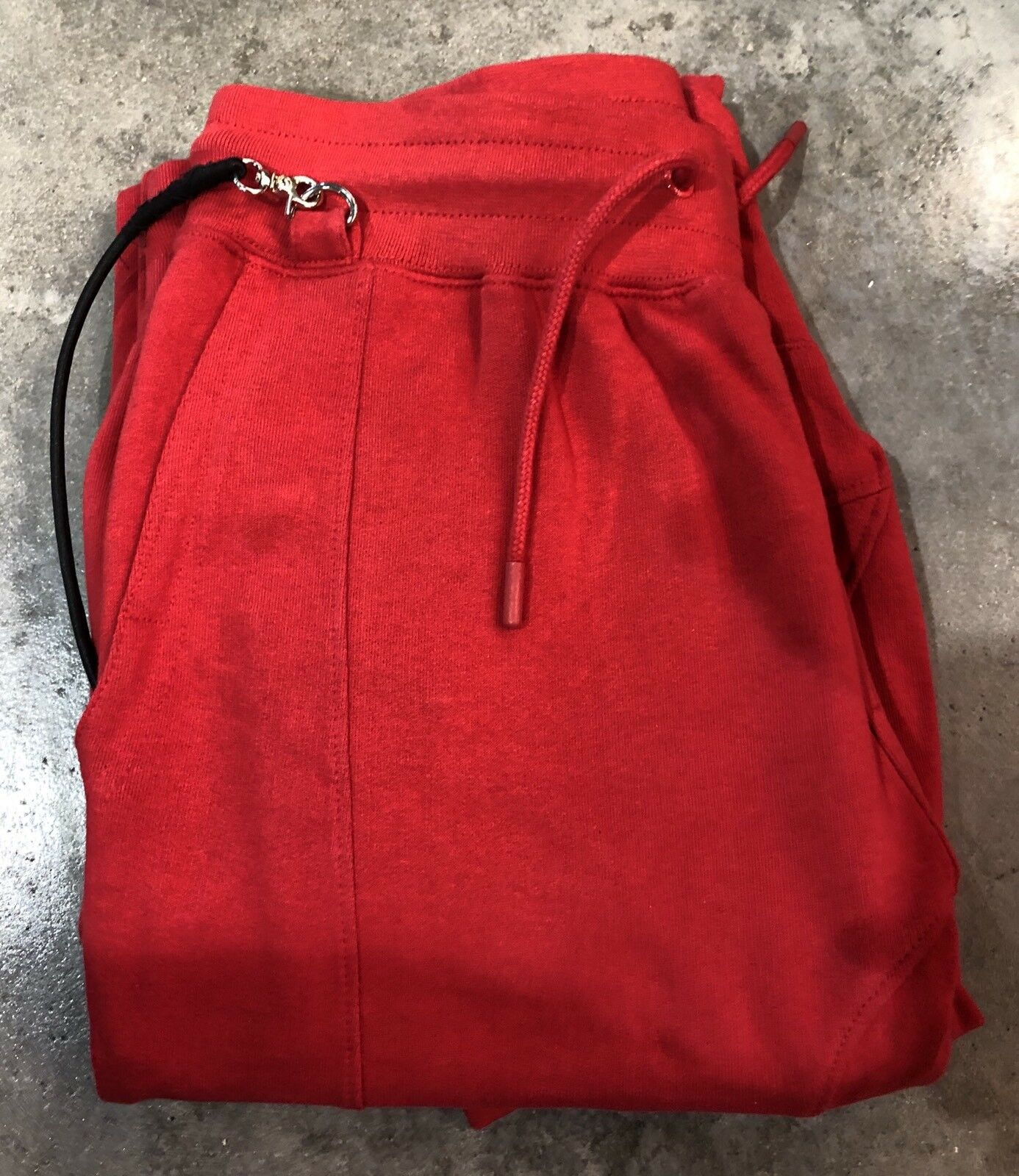 Brand New Dreamland Joggers In Red Sz. L 100% Authentic