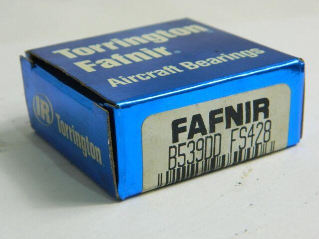 KP3FS160 Fafnir KP3 FS160 Single Row Heavy Duty Ball Bearing Control Bearings