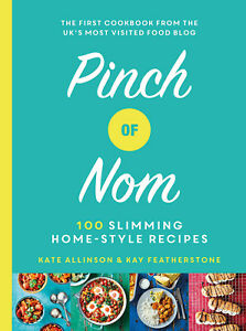 Pinch-of-Nom-Cook-Book-Slimming-Weight-Loss-Recipe-Book-Cookbook-Hardback
