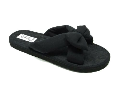 Ladies Black Mule Size 8