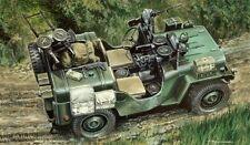 Italeri 320 - Commando Car - 1/35 Scale Plastic Kit - Tracked 48 Post