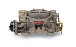 carburetor edelbrock 1409 ebay rh ebay com edelbrock 1409 manual choke Edelbrock 8907 1904 1926 W