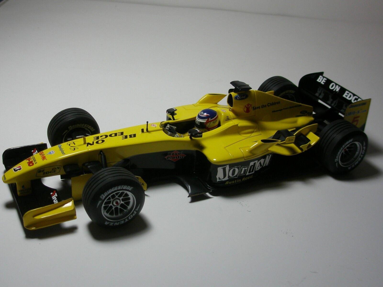 1 18 F1 JORDAN 2004 - NIGEL MANSEL