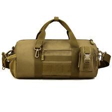 d92cb01d93d8 item 3 Tactical Molle Duffel Bag Handbag Military Waterproof Travel  Shoulder Gym Pack -Tactical Molle Duffel Bag Handbag Military Waterproof  Travel Shoulder ...