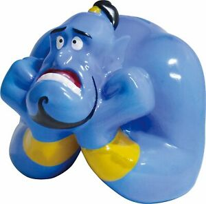Disney-Aladdin-Genie-Hucha-Monedas-Limitado-Figura-Ceramica-F-S-Japon
