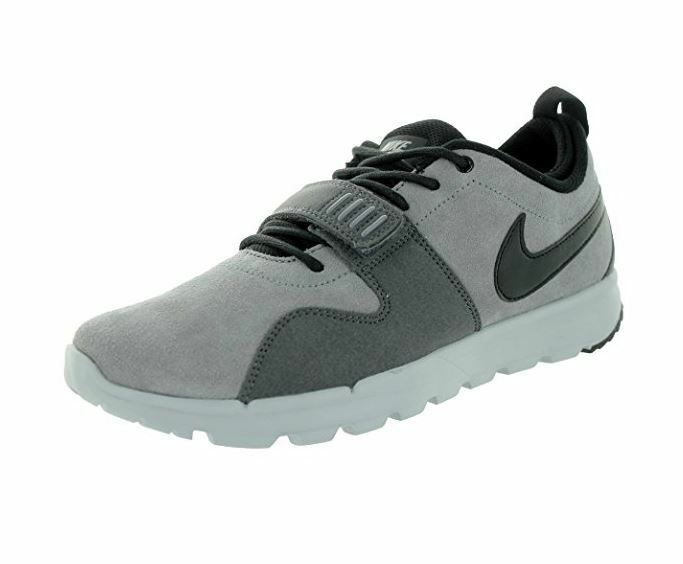 Nike SB Trainerendor US; Trail Running Shoe; Grey; Men SIZE 9, 11, and 12 US
