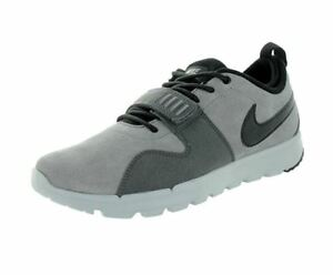 cheap for discount b4e59 177d3 Image is loading Nike-SB-Trainerendor-US-Trail-Running-Shoe-Grey-