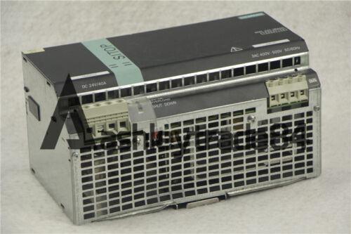 Used Siemens 6EP1 437-3BA00 SITOP Power Supply 400-500VAC 6EP1437-3BA00