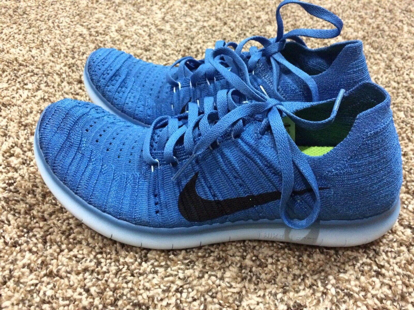 Nike libera rn flyknit donne scarpe da corsa 831070 402 misura 7,5