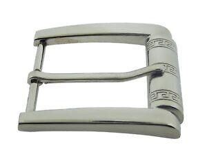1-1-2-034-38-mm-Single-Prong-Pin-Belt-Buckle-Silver-Metal-Aztec-Western-Unisex