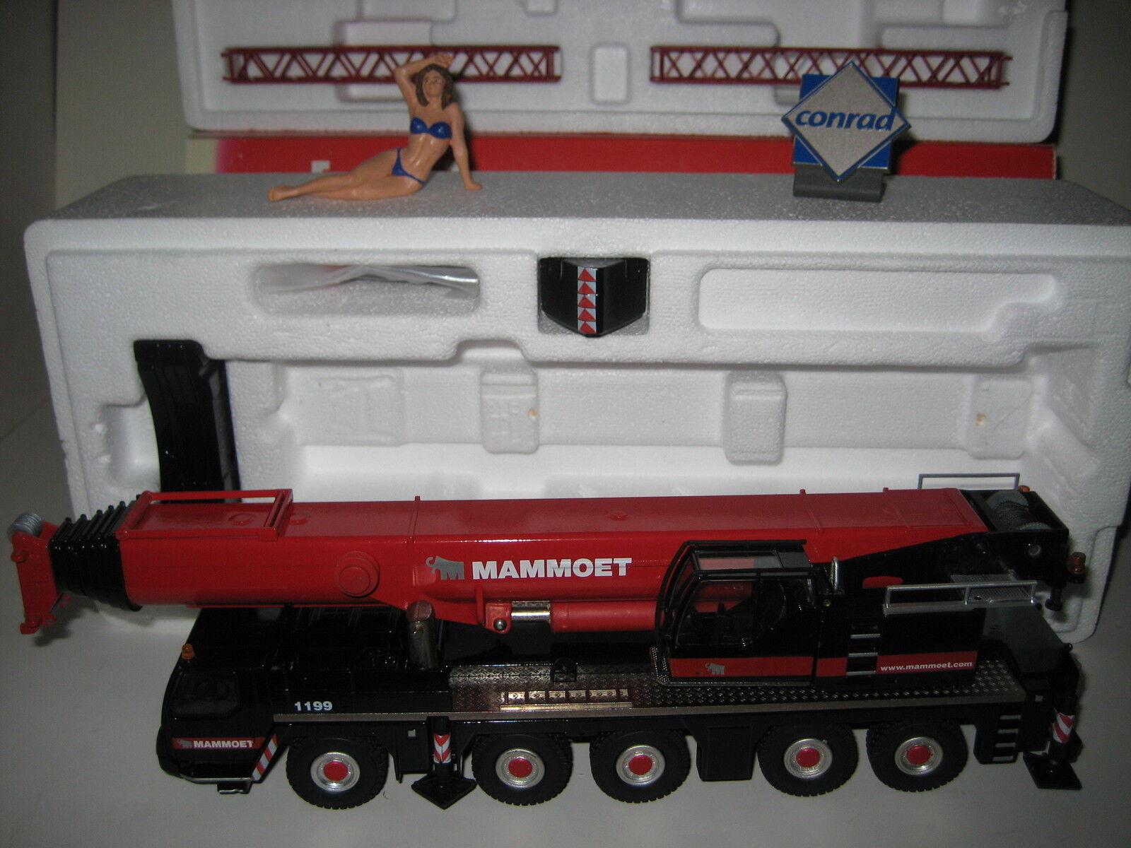 Liebherr LTM 1200 autokran mammoet  2101.1 Conrad 1 50 OVP