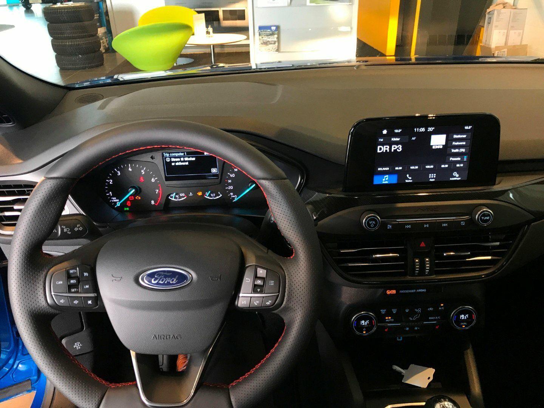 Ford Focus 1,0 EcoBoost ST-Line - billede 7