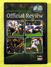 Rugby World Cup 2007 Official Review ~ PAL Region 2 DVD Movie Video
