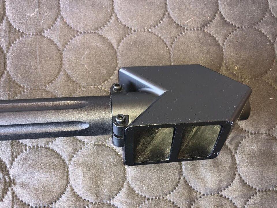 Softballgevær, SNOW WOLF - Barrett Licensed M82A1