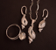 Traditional-Papua-New-Guinea-PNG-Creole-Necklace-Earrings-Ring-Shell-Snail-Set thumbnail 4