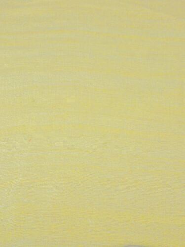 Pure Raw Silk Long Scarf Hanoi Weave Cream by Pashmina /& Silk