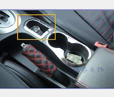 Interior Decoration Trim Storage Box Cover for Nissan Qashqai Dualis 2008-2013