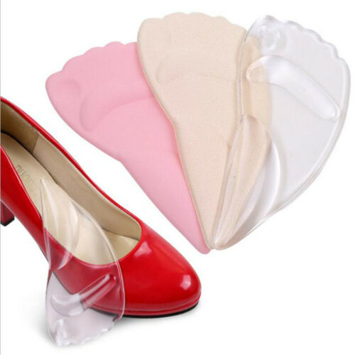 Women Insole High Heel Shoes Pad Forefoot Arch Support Orthopedic Insole Durable