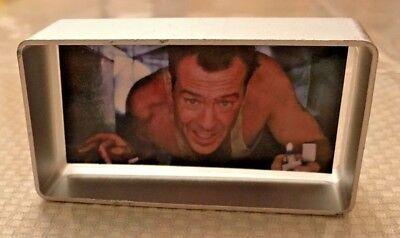 DIE HARD Bruce Willis Ornament / Desk Display ...
