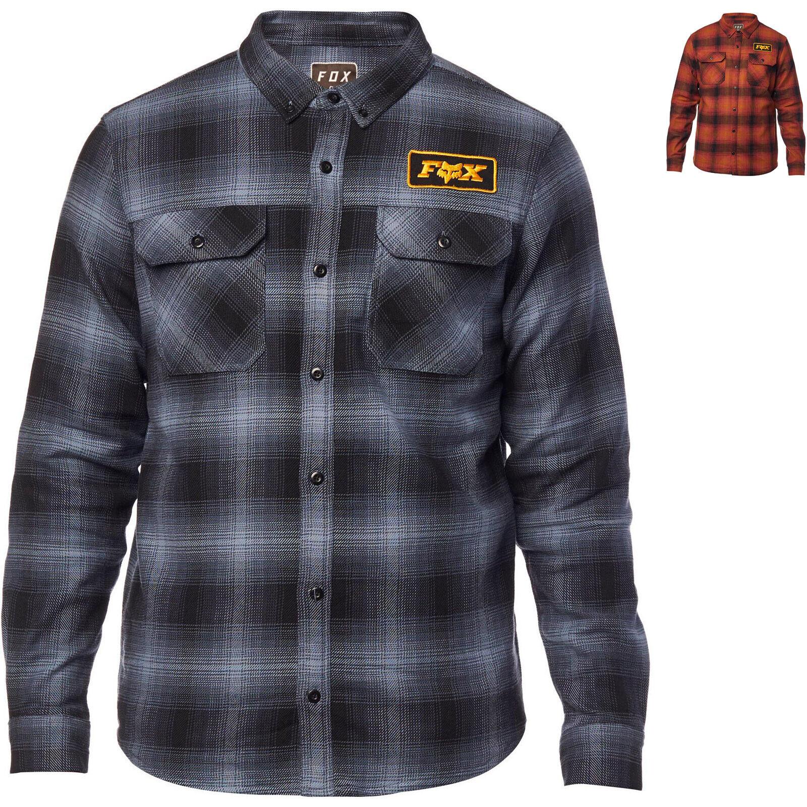 Fox Racing Gorman Overshirt de súperdry Algodón Poliéster de 2.0  ropa casual ropa listos  alto descuento