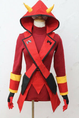Details about  /Pokemon Team Magma admin Courtney Cosplay Hoodie::free shipping