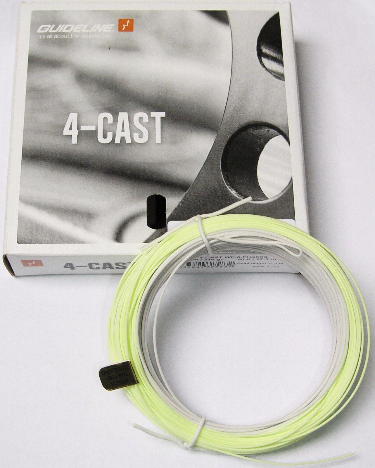 1Guideline 4Cast WF-5-Floating - für sanfte - Präsentation - sanfte 11-m-Keule - NEU 9ac95d