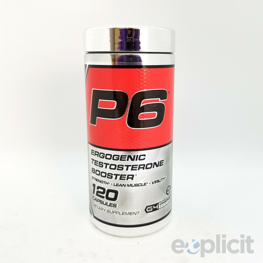 Cellucor P6 Extreme ROT Extreme P6 - 120 Capsules 9724bd