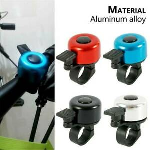 Bike-Bell-Cycling-Horn-Metal-Ring-Handlebar-Bicycle-Bell-Safety-Accessories-NEW