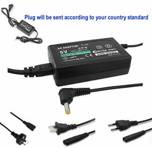 Wall-Charger-AC-Adapter-Power-Supply-Home-Cord-for-Sony-PSP-1001-2001-3001-Slim