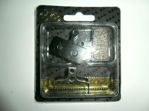 Brake pads for Shimano XT//XTR 2012-Organic or bushes