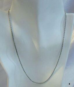 Dazzling-Silver-Colored-17-5-034-L-Twist-Chain-Necklace