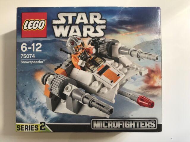 LEGO STAR WARS 75074 - SÉRIE 2  MICROFIGHTERS - SNOWSPEEDER - NEUF & SCELLÉE